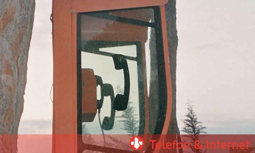 Telefonkabine Albanien