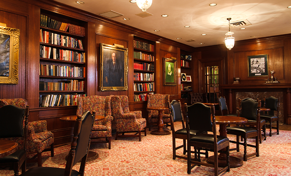 Albany Club Meighon Library