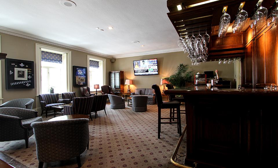 Albany Club Backroom Bar