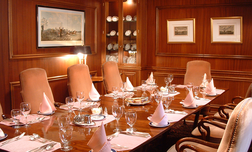 Albany Club Cartier Room