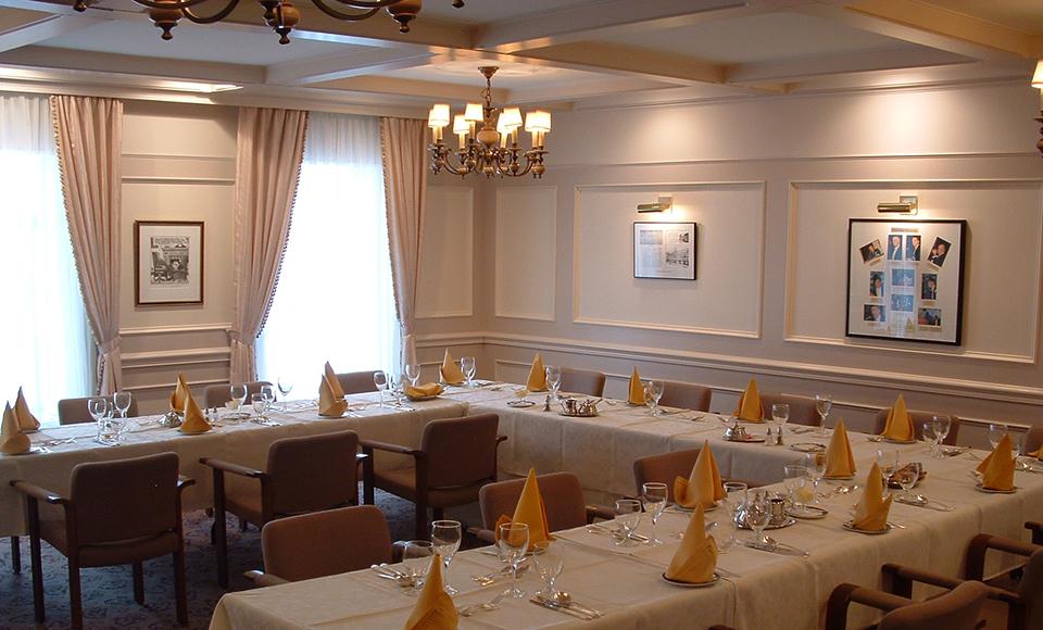 Albany Club Presidents Room
