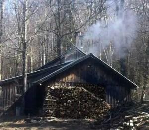 Maple Mountain Sugarhouse - Lyman Gilman - Albany, VT