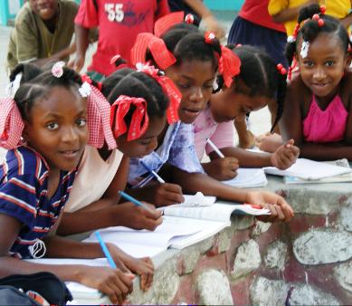 HaitiSchoolgirlsRoundedCorners