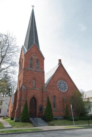 Ballston Spa, Christ Church