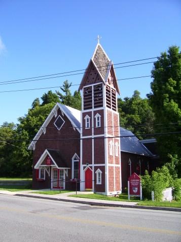 Keesville, St. Paul's