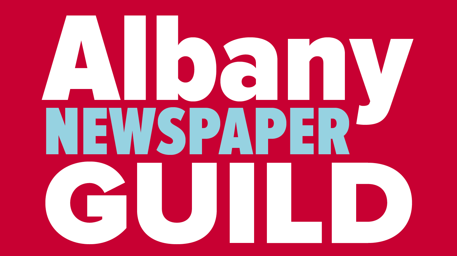 Albany Newspaper Guild