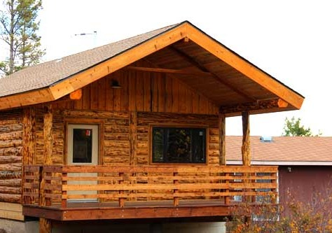 Rancher and Trapper Cabins