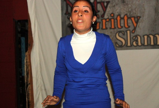 Video – Tammy Lopez at The Nitty Gritty Slam