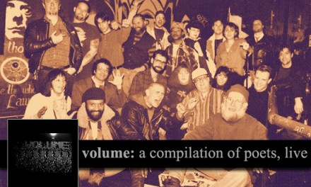 Blast From The Past – Volume: A Compilation of Poets, Live