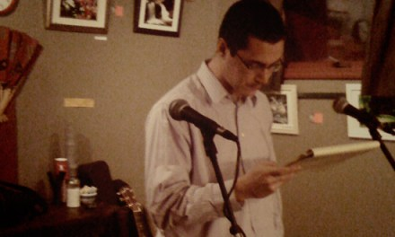 Post-Thanksgiving Poets Speak Loud featuring Kevin Peterson