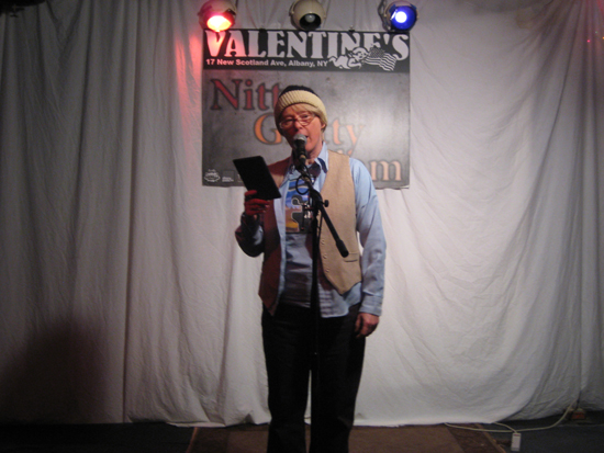 Nitty Gritty Slam Poet Goes to a Nation Poetry Slam