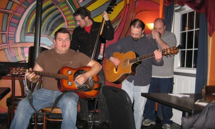 Photos from the Scene: Professor Java's Wide Open Mic – January 9, 2012