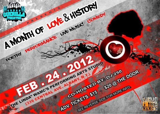 """UGT Presents """"A Month of Love and History"""""""