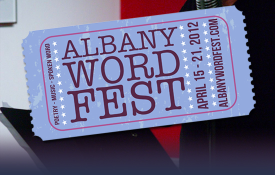 2012 Albany Word Fest – Weekend Events