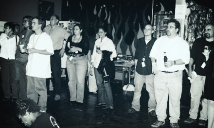 Looking Back… 2003 Albany Word Fest