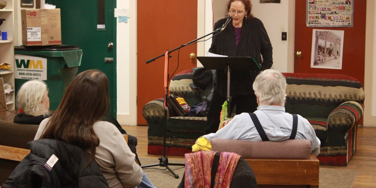 Third Thursday Poetry Night, March 15