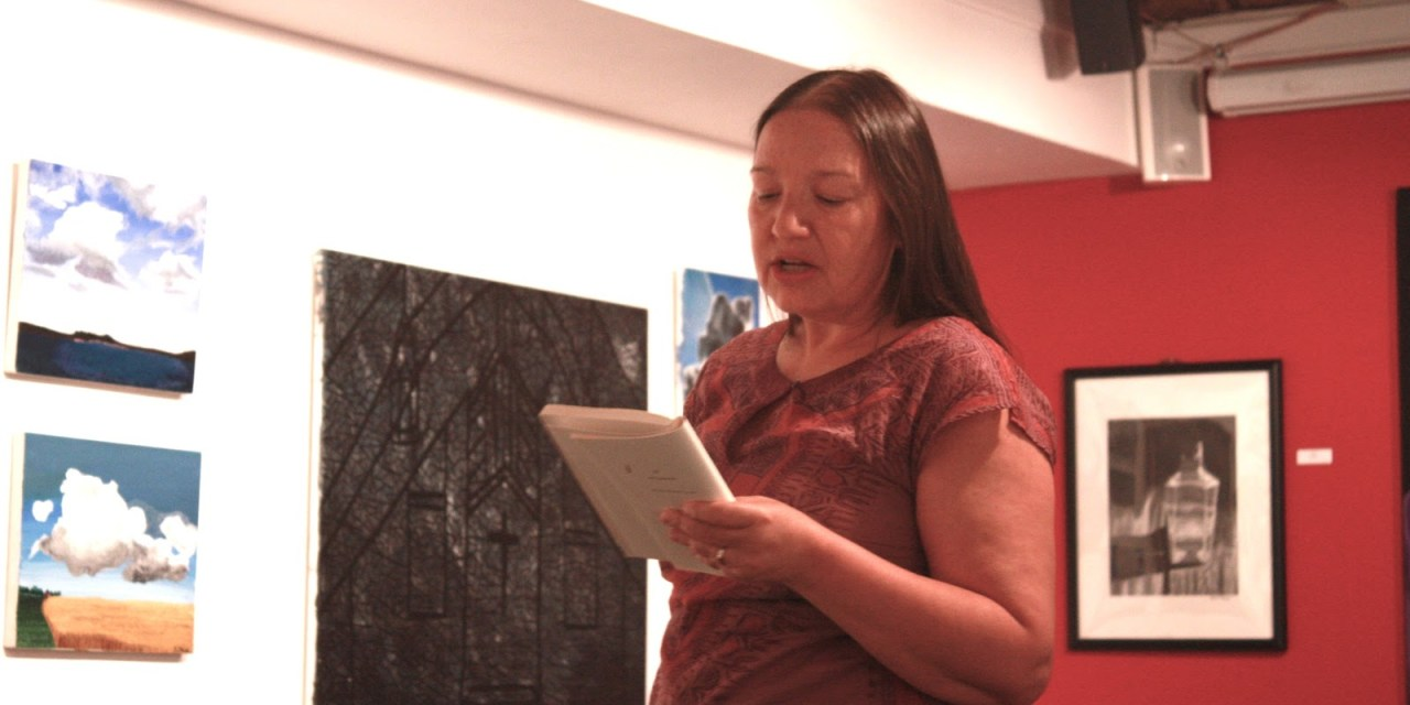 Albany Word Fest Saint Poem Reading, April 16