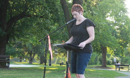 Poets In The Park 2012