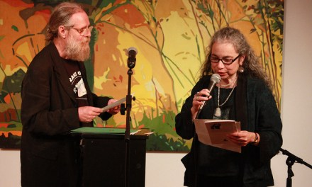 Woodstock Poetry Society Reading Featuring Alison Koffler and William Seaton