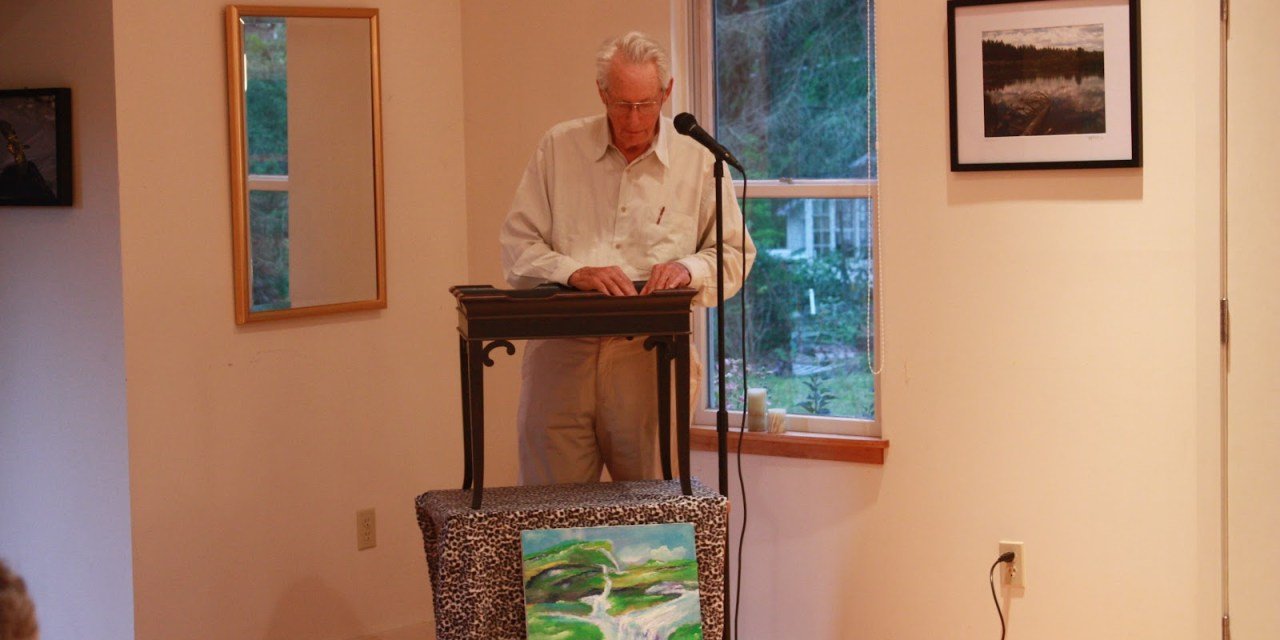 Poetry Reading at Pine Hollow Arboretum, July 13