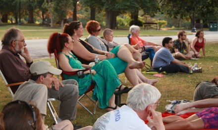 Poets in the Park, July 14