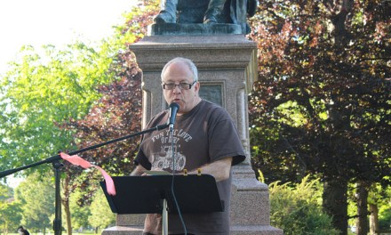 Third Thursday Poetry Night Featuring Poet George Wallace