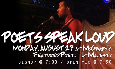 L-Majesty – August 2012 Featured Poet