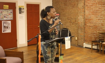 Poets in the Park, July 28