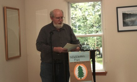 Poetry At The Aboretum, August 10