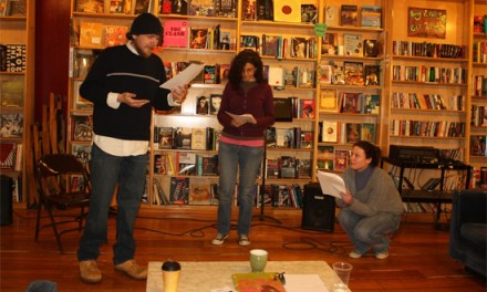 Poetry Reading at Inquiring Mind Book Store in Saugerties