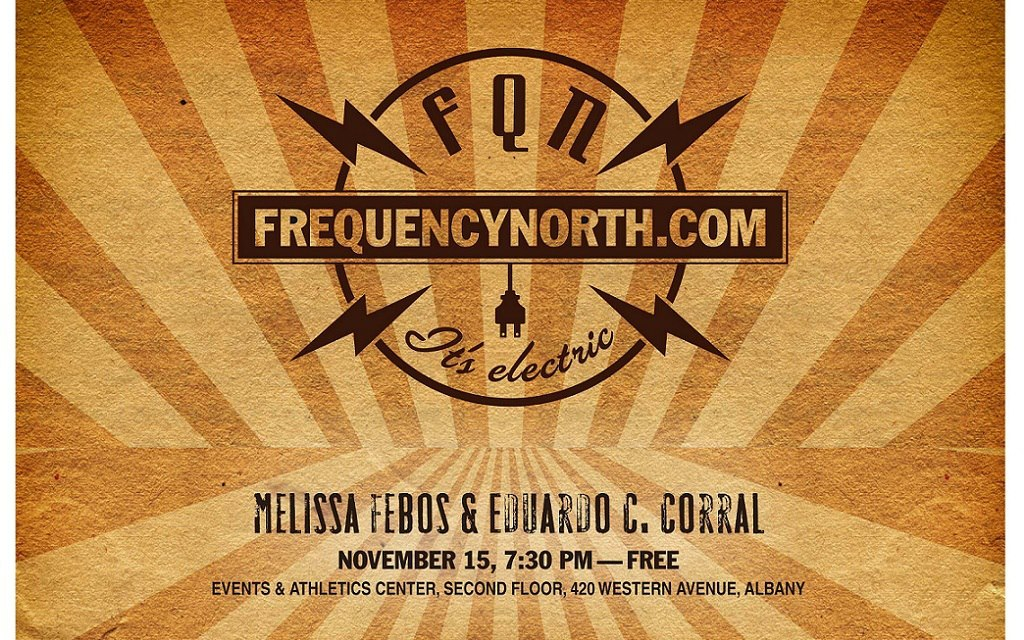 Frequency North Featuring Melissa Febos and Eduardo C. Corral