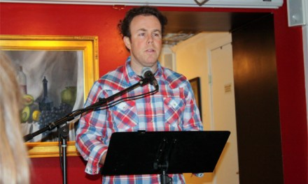 Third Thursday Poetry Night Featuring James Belflower