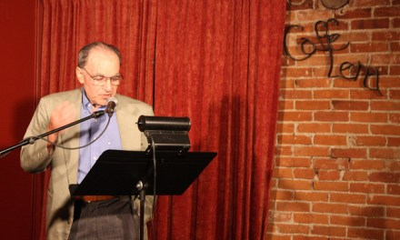 Woodstock Poetry Society Featuring Dennis Sullivan and Joe Krausman