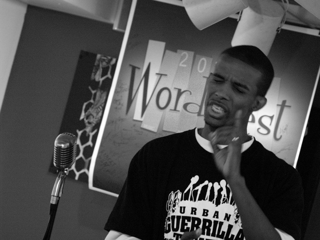 The Outlawz of Spoken Word Present: Emotional Rollercoaster