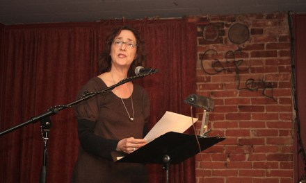Third Thursday Poetry Night Featuring Barbara Ungar