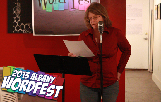 2013 Albany Word Fest – Friday, April 19 – The Word Fest Open Mic