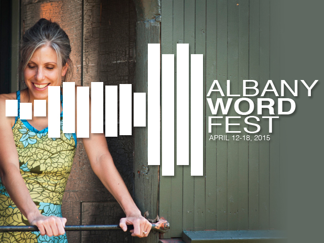 Third Thursday Poetry Night (2015 Albany Word Fest Edition) Featuring Michele Battiste