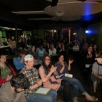 Poetry Slam at Parlor Cafe