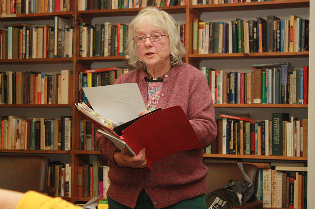 Gould to Lead Workshop for the Northeast Poetry Center's College of Poetry