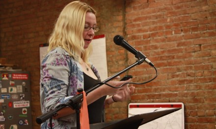 Third Thursday Poetry Night, August 15