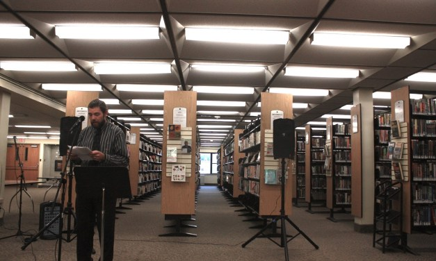 Open Mic at the Albany Public Library, September 6