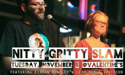 Nitty Gritty Slam #57 – Fall Frontal Assault with Eirean Bradley and Leah Noble Davidson