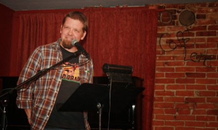 Third Thursday Poetry Night Featuring Andy Fogle