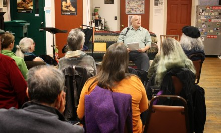 Third Thursday Poetry Night, December 19