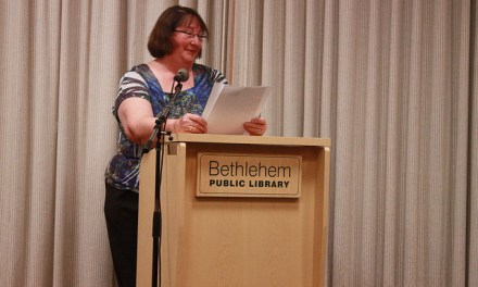 Third Thursday Poetry Night at the Social Justice Center Featuring Catherine Norr