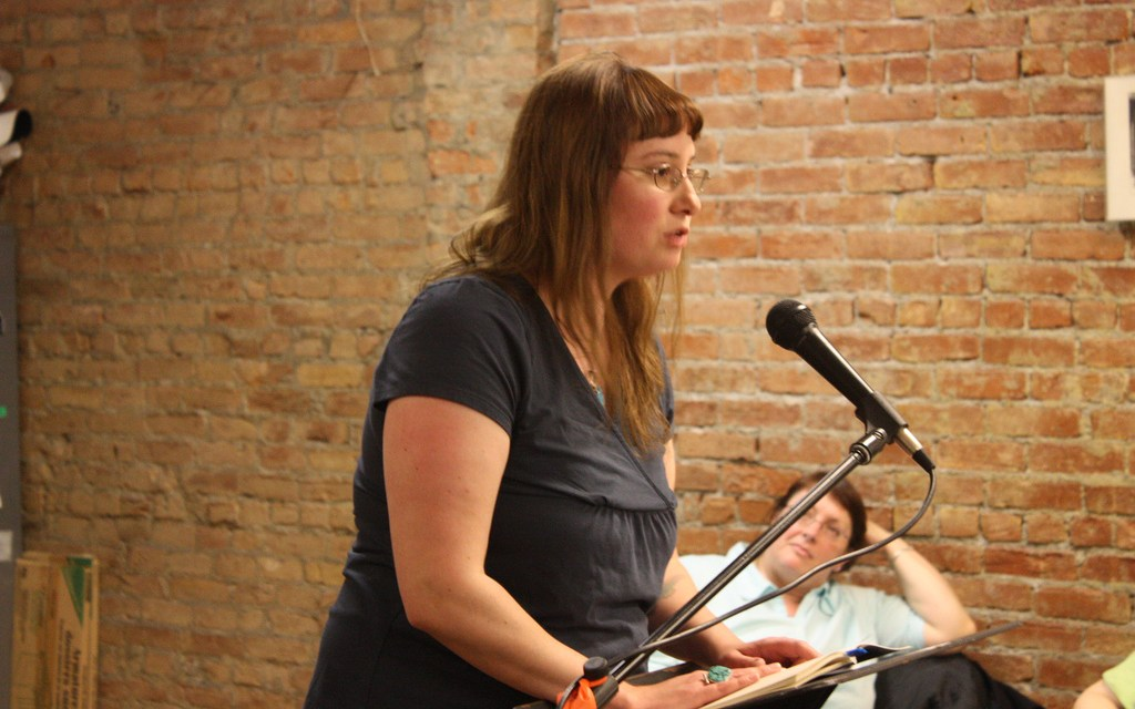 Third Thursday Poetry Night with Rebecca Schumejda
