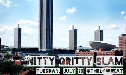 Nitty Gritty Slam #74 – Hot Town, Slammin in the City