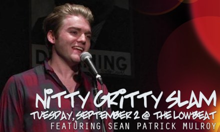 Nitty Gritty Slam #77 Featuring Sean Patrick Mulroy