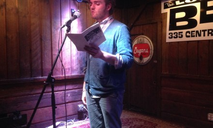 New Audio – Sean Patrick Mulroy at Nitty Gritty Slam #77 – September 2, 2014