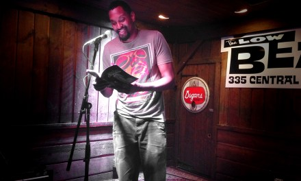 New Audio – Rico Frederick at Nitty Gritty Slam #75 – August 5, 2014